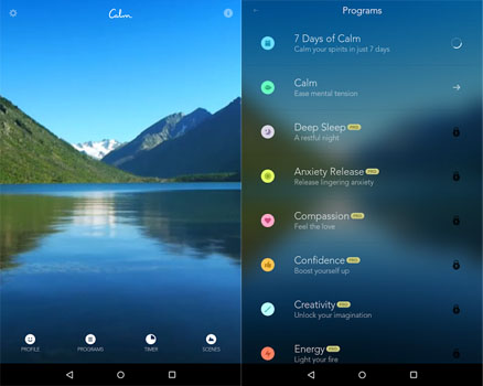 calm-android-app-screenshots